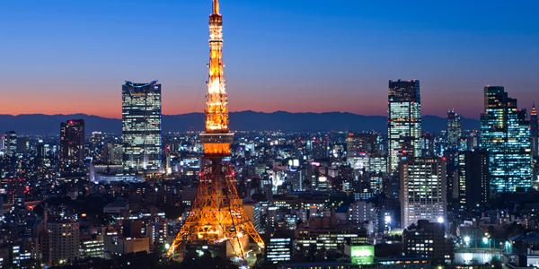 パパ活アプリで出会った人とデートで便利な東京タワー