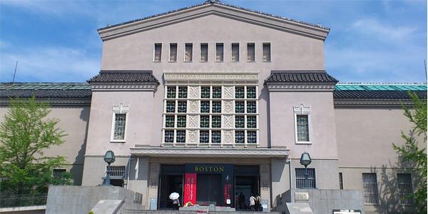 デートスポット大阪編 大阪市立美術館