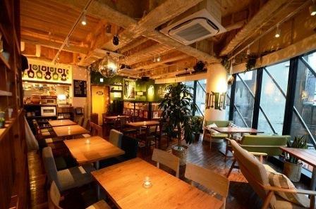 パパ活アプリで使える#802 CAFE&DINER 渋谷店2