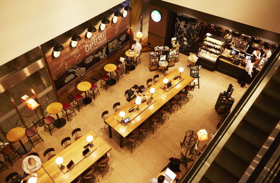 パパ活アプリ顔合わせで使えるスターバックス・コーヒー TSUTAYA TOKYO ROPPONGI店3