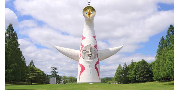 デートスポット大阪編 太陽の塔