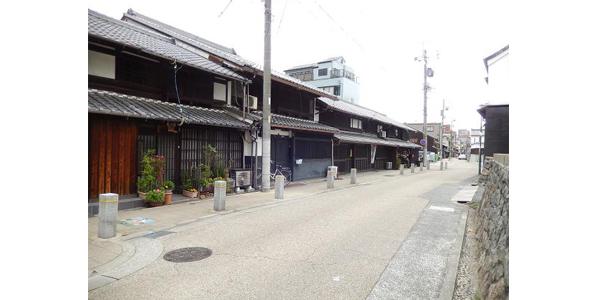 デートスポット名古屋 四間道