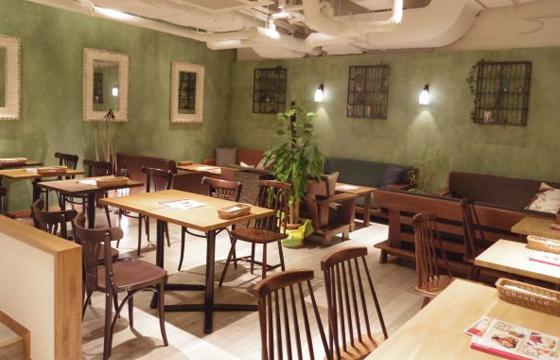 パパ活アプリ顔合わせで使える猿Cafe-町田マルイ店2