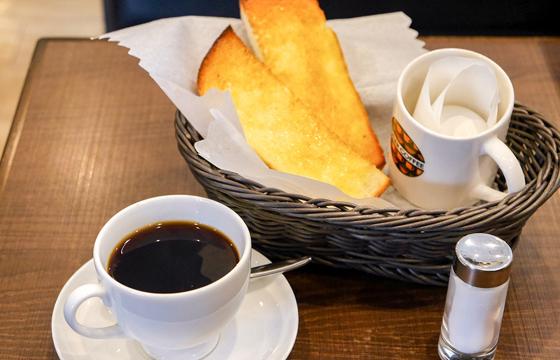 パパ活アプリで使えるモリバコーヒー 新横浜アリーナ通り店3
