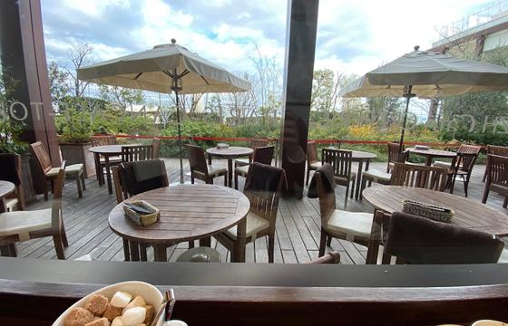 パパ活アプリで使えるブレッツ カフェ クレープリー 新宿タカシマヤ店2