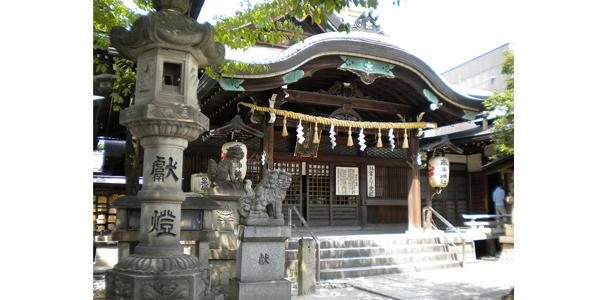 デートスポット名古屋 高牟神社
