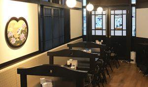 パパ活アプリで使える椿屋カフェ-ラゾ―ナ川崎店2