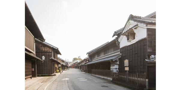 デートスポット名古屋 有松の町並み