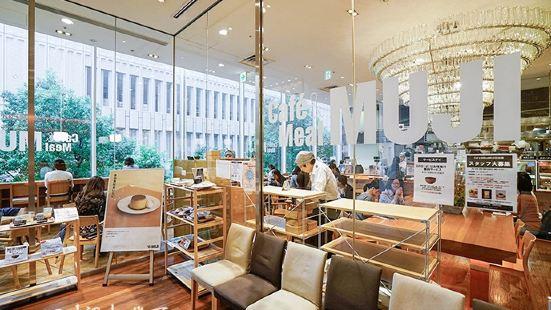 パパ活アプリで使えるカフェ&ミール ムジ 新宿2