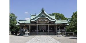 デートスポット名古屋|豊國神社
