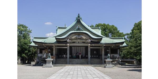 デートスポット名古屋 豊國神社