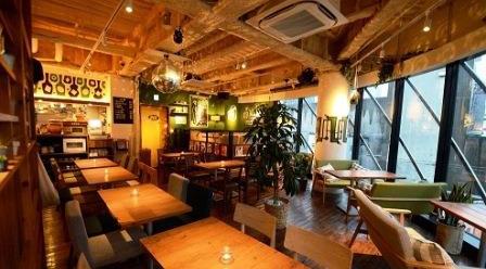 パパ活アプリで使える#802-CAFE&DINER-渋谷店2