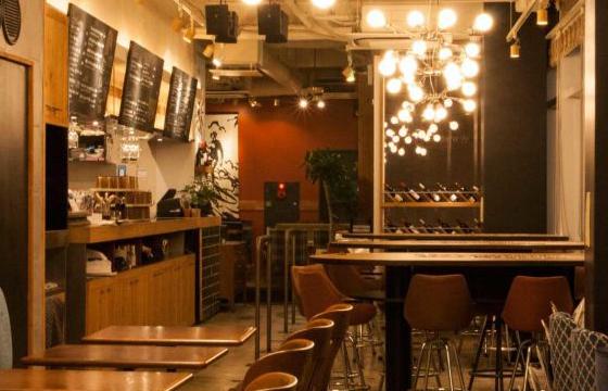 パパ活アプリ顔合わせで使えるWIRED CAFE Dining Lounge Wing 高輪店2