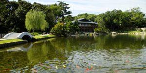 デートスポット名古屋|徳川園