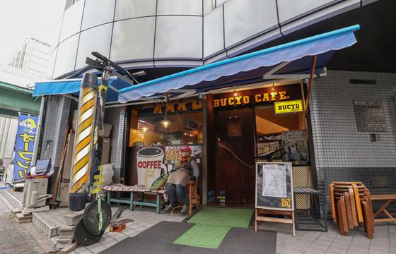 パパ活アプリで使えるBUCYO Coffee KAKO1
