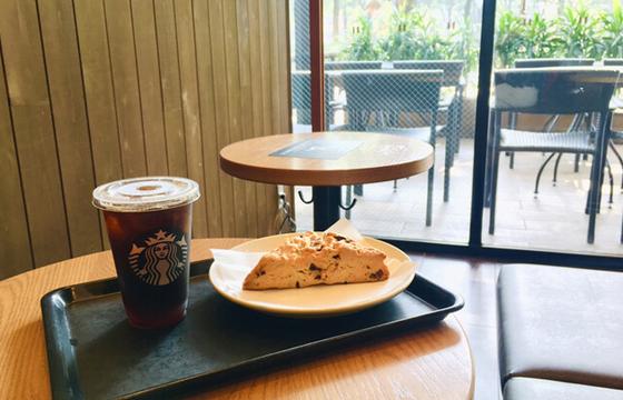 パパ活アプリで使えるスターバックスコーヒー 名古屋久屋南店3