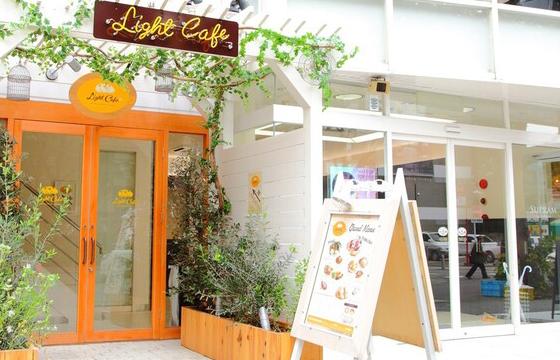 パパ活アプリで使えるLIGHT CAFE(ライトカフェ) 栄店1