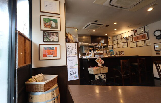 パパ活アプリで使える加藤珈琲店-栄店2