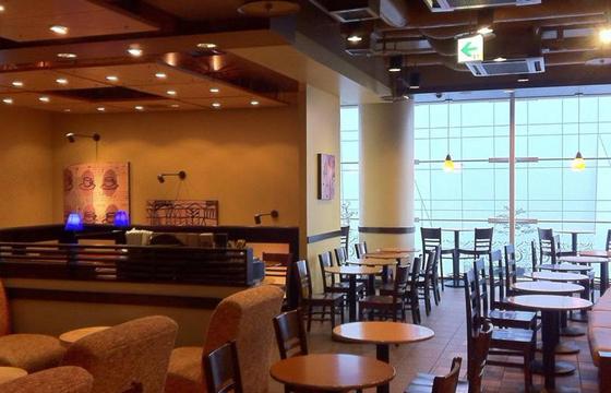 パパ活アプリで使えるスターバックスコーヒー 栄 チェリープラザ店2