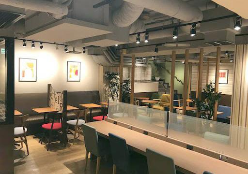 パパ活アプリで使えるカフェ・ド・クリエ-栄3丁目2