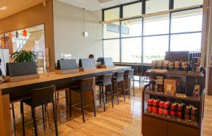 パパ活アプリで使えるカフェ・ド・クリエプラスオアシス21店2